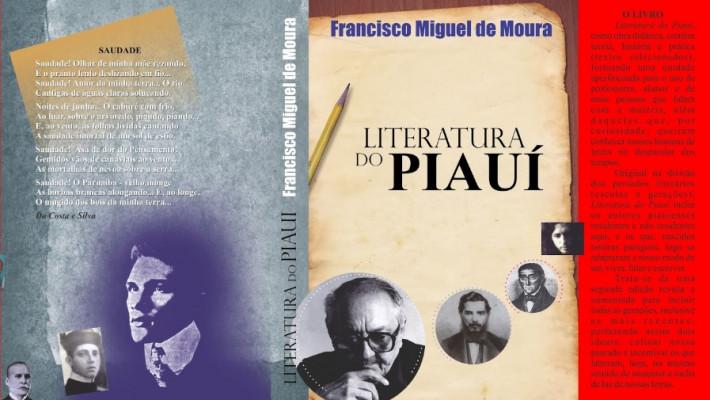 """""""Literatura do Piauí (de Ovídio Saraiva aos nossos dias)""""  """"Literatura do Piauí (de Ovídio Saraiva aos nossos dias)"""""""