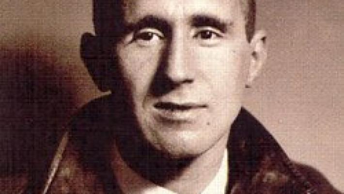 """Poema de Bertolt Brecht: """"Soube que vocês nada querem aprender"""""""