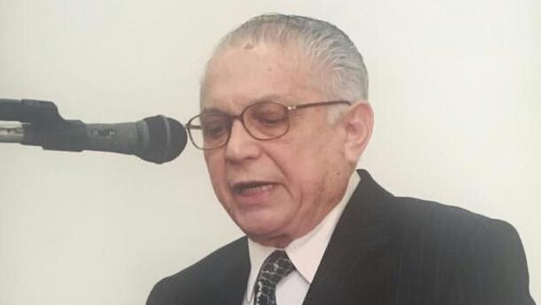 M. Paulo Nunes na tribuna da APL