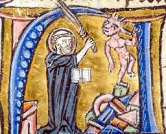No scriptorium, o silêncio era interrompido apenas pelo raspar contínuo das penas de ganso sobre os pergaminhos.